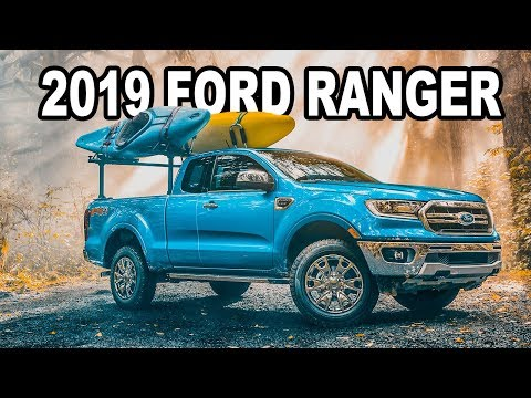 2019 Ford Ranger Test Drive At Arizona International Autoshow