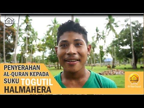 Sebar Wakaf Quran Keliling Nusantara(EKSPEDISI HALMAHERA)