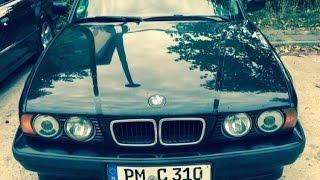Покупка БМВ E34 525I в Германии