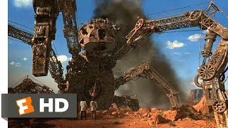 Wild Wild West (8/10) Movie CLIP - 80 Foot Tarantula (1999) HD