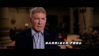 Harrison Ford habla de su regreso al universo de Blade Runner