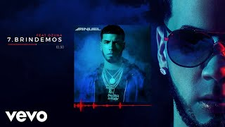 Brindemos (Audio) - Anuel AA feat. Ozuna (Video)