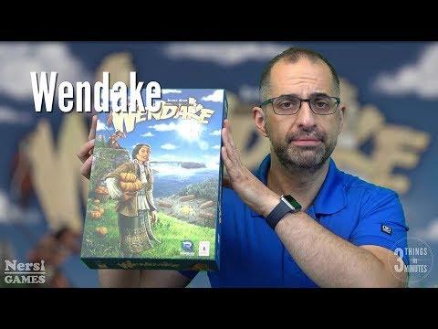 3 Things in 3 Minutes: Wendake Review