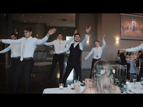 The Lads dance to Delicate by Taylor Swift