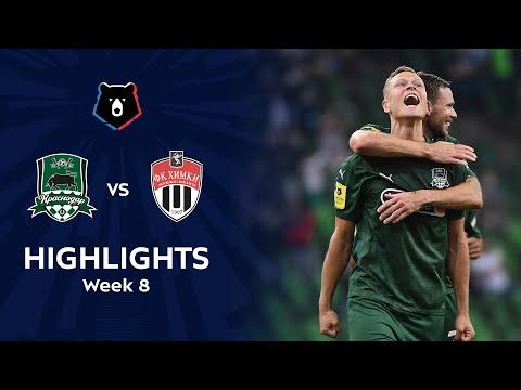 Fk Krasnodar Vs Khimki Livescore And Live Video Russia Premier League Scorebat Live Football