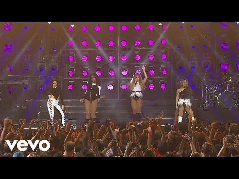Fifth Harmony - Voicemail / Worth It (Live at FunPopFun Festival)