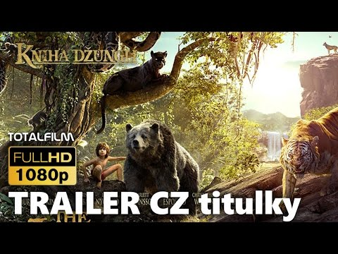 Kniha džunglí (2016) CZ Titulky HD TRL