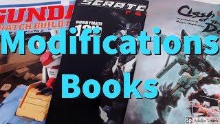Let's Talk Gunpla Modifications Books