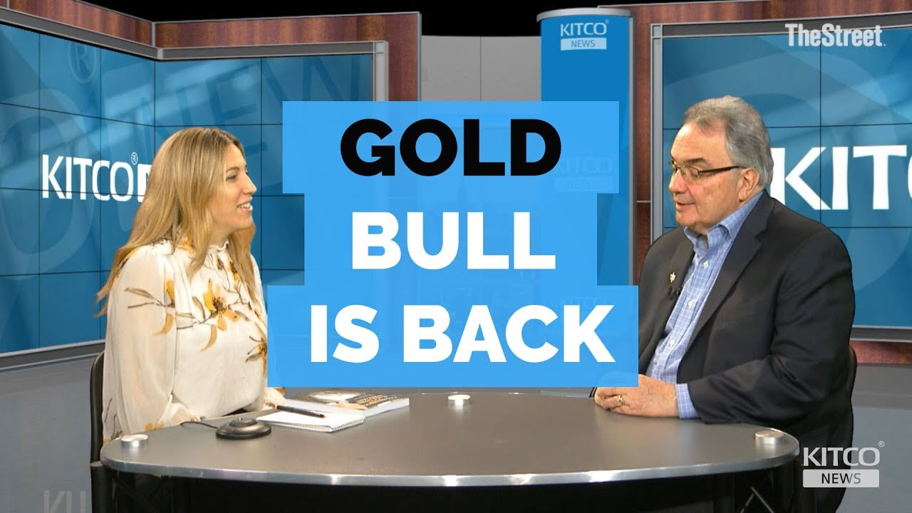 Gold bull is back after 6 years with huge message thumbnail