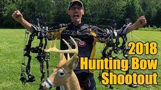2018 Hunting Bow Shootout