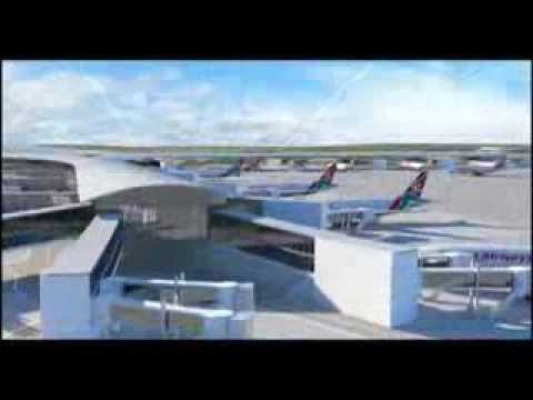 Introducing Africa's next big attraction - The JKIA Greenfield Terminal