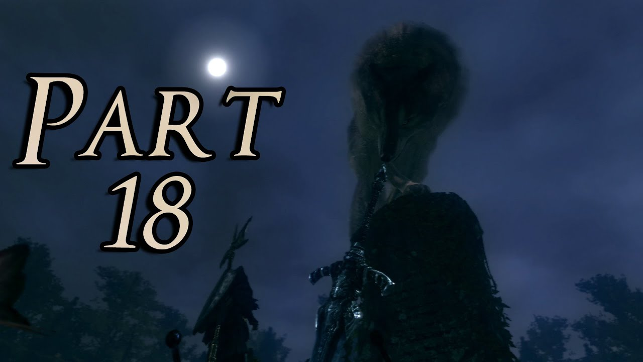 Dark Souls – Part 18 – Sif & Hydra