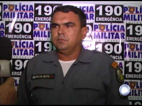Cabo Djalma Fala Sobre Furtos e Ameaças em Alto Taquari INDIVIDUOS PRESOS
