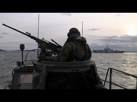 «Activité sous-marine suspecte» dans les eaux suédoises, l'armée déployée