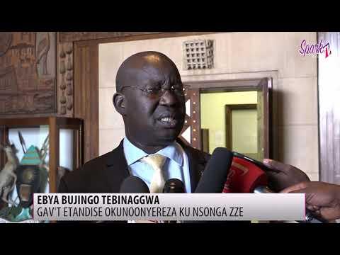 Gav't entandise okunoonyereza ku nsonga z' omusumba Bujjingo