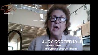 COMMUNITY THEATRE MISSION, Judy Cooper Lyle, Artistic Director, The Urban Spectrum Theatre: