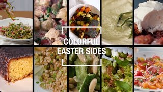 Colorful Easter Side Dishes | Holiday Recipes | Food & Wine
