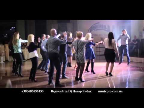 Діджей та ведучий Dj Fisher-Назар Рибак, відео 5