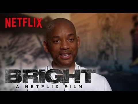 Bright (Featurette 'The Action')