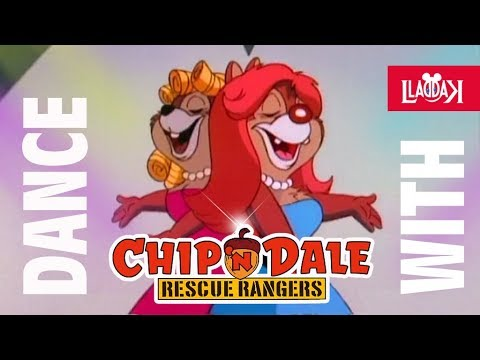 Dance with Chip and Dale - Rescue Rangers in Action / Rychlá Rota v akci