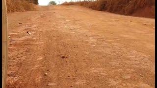 Moradores da comunidade de Alagoas reclamam do estado precário de estrada