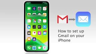 How to set up Gmail on your iPhone - XR, XS, 11, 11 Pro
