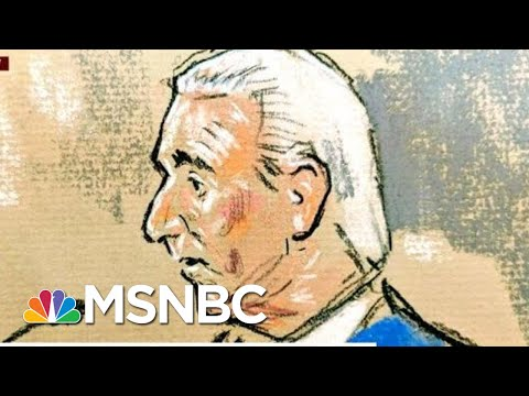 Judge Expands Gag Order On Roger Stone | Morning Joe | MSNBC