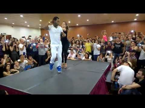 Ronald & Alba Bachata - III Bachatea World Congress 2014-02-14