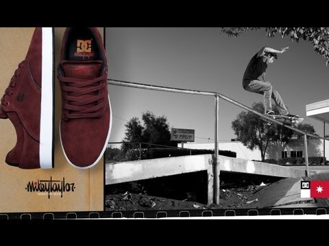 Image for video DC SHOES: REDISCOVER MIKEY TAYLOR