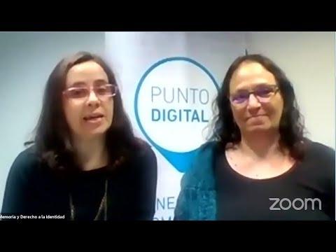 """Videoconferencia: """"La historia de Abuelas de Plaza de Mayo va a la escuela"""""""