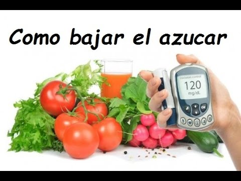 Nabo paciente con diabetes mellitus