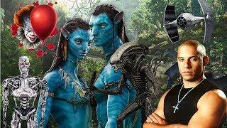20 самых ожидаемых фильмов 2019 - 2020 года