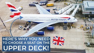 TRIPREPORT | British Airways (ECONOMY CLASS) | Airbus A380 | Hong Kong   London Heathrow