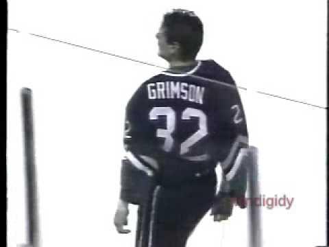 Doug Zmolek vs. Stu Grimson