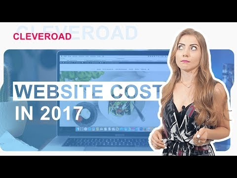 How Much Does It Cost to Build a Website in 2017?