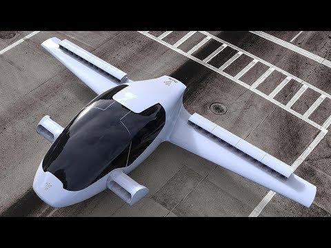 5 Best Personal Aircraft - Passenger Drones (Flying Taxis) And Flying Cars