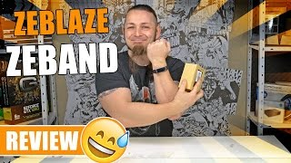 ZEBLAZE ZEBAND - Auf ein Neues! [Review, German, Deutsch]