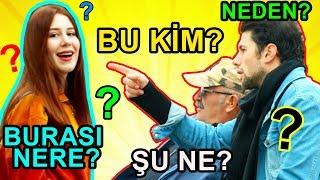 HER ŞEYİ SORARAK DARLAMAK! / KAMERA ŞAKASI