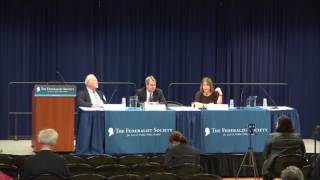 Click to play: Will International Law Matter to the Trump Administration? - Event Audio/Video