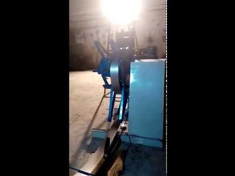 Motorised Decoiler  500 KG  300 mm Width 3 Jaws