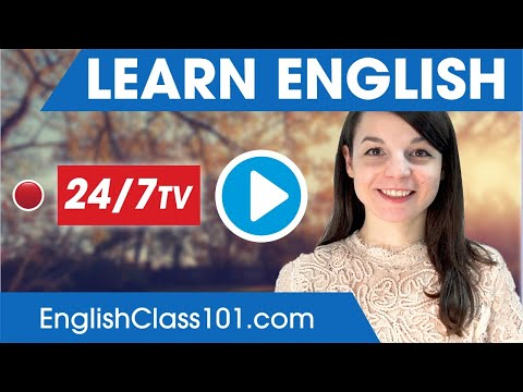 Download Learn English 24/7 with EnglishClass101 TV Mp4 HD Video and MP3