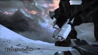 Halo: Reach - Cutscene Jorge Dies