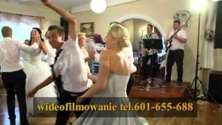 preview picture of video 'Wysoka góra Winiary bawią się w Rosiejowie Wesele Natalii i Pawła'