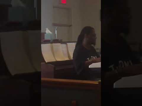 Holdin down the bass in rehearsal... wild thoughts(instrumental)