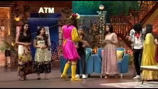 The Kapil sharma Show    Krushna    Sapna Comedy With Pawandeep Rajan    Ae Chikne 😂