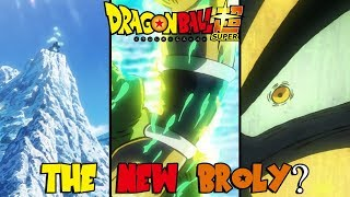 Yamoshi Reincarnated OR Broly Re-Imagined for the New Dragon Ball Super Movie?!!