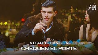 Video Chequen el porte de Adriel Favela