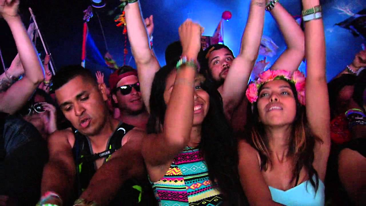 Borgore - Live @ TomorrowWorld 2014