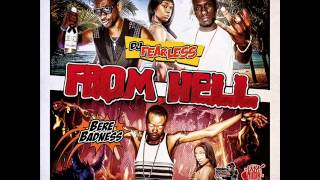 DJ FearLess – From Hell DanceHall Mixtape