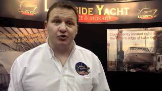 Mid-America Cleveland Boat Show - Lakeside Yachts Service and Storage